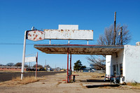 Vega, TX - Old Texaco