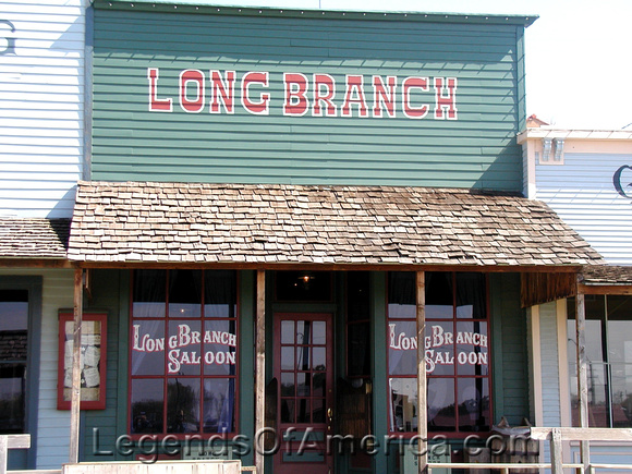 Dodge City, KS - Long Branch Saloon