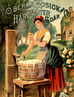 Hardwater Soap, 1886