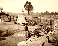 Confederate Fortification