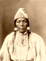 Daughter of Chief Kamakur, Nez Perce, 1905