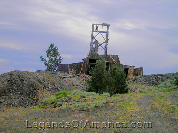 Atlantic City, WY - Duncan Mine & Mill