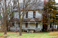 Lecompton, KS - Old House