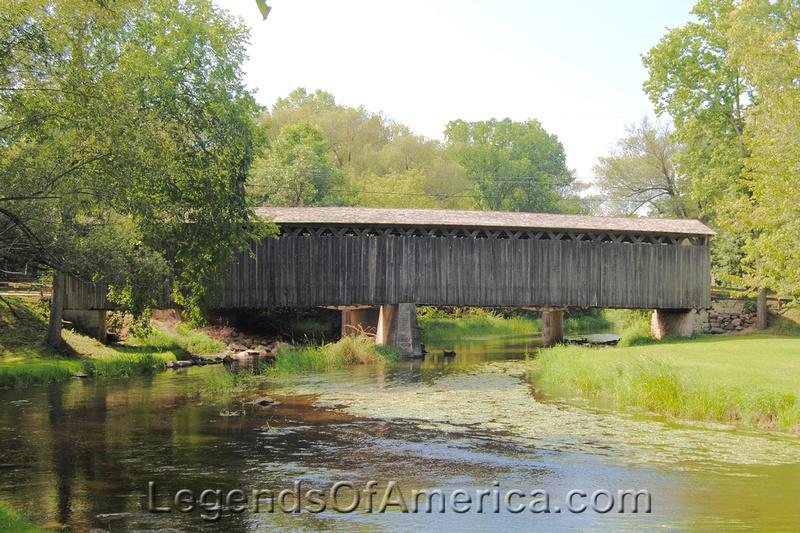Cedarburg, WI - Covered Bridge