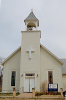 Brookville, KS - Methodist Church