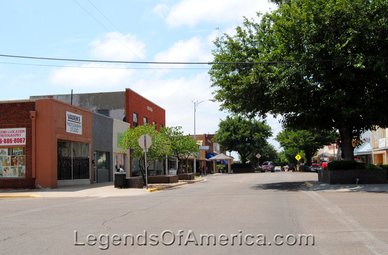 Legends Of America Photo Prints Borger Amp Hutchinson County