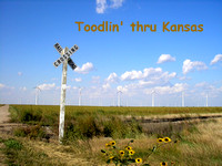 Toodling Thru Kansas