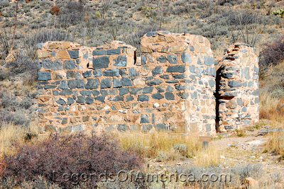 Fort Bowie, AZ - Powder Magazine