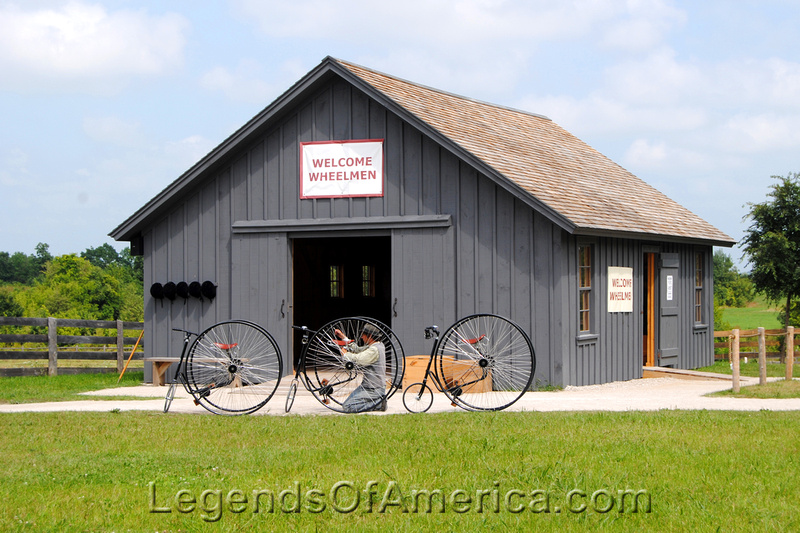 Old World Wisconsin - Bicycle Shop