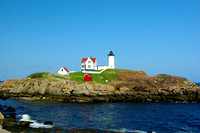 "York, ME - Cape Neddick ""Nubble"" Lighthouse"