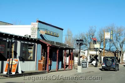 Williams, AZ - Old Town