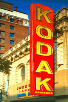 Columbia, SC - Kodak Sign