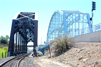 Yuma, AZ - Colorado River Bridges