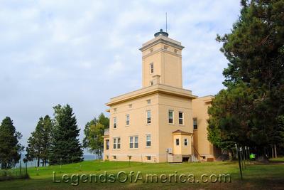 Copper Island, MI - Sand Hills Lighthouse
