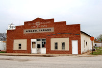 Burdett, KS - Old Garage