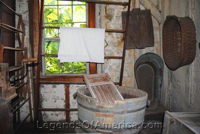 Amana - Heritage Museum Wash House