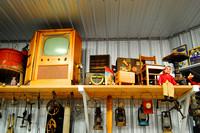 Caney, KS - Gary's Garage - Interior