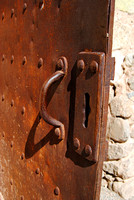 Yuma, AZ - Territorial Prison Door Handle