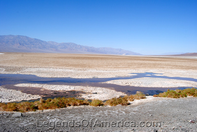 Death Valley, CA - Bad Water Basin