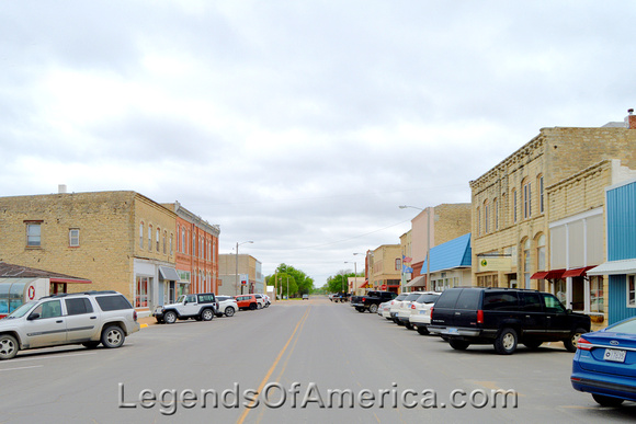 Frankfort, KS - Main Street