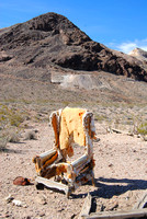 Rhyolite, NV - Chair