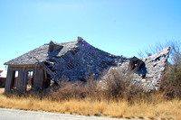 Langtry, TX - Collapsed Building