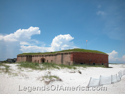 Fort Massachusetts, MS