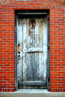 Coffeyville, KS - Death Alley Door