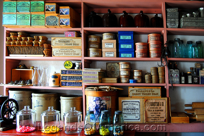 Old World Wisconsin - Thomas General Store-inside-enhanced