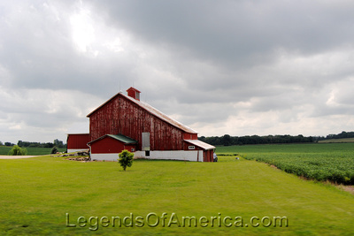 Fort Atkinson, WI - Barn