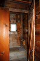 Amana, IA - Heritage Museum Wash house Outhouse