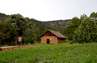 Pecos National Park, NM - Pigeon Ranch House