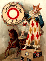 Arm & Hammer Soda, 1900