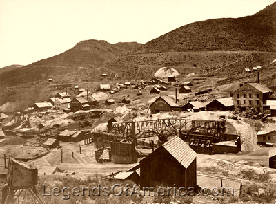 Gold Hill, NV - 1867