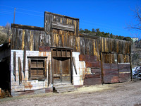 Mogollon, NM - General Store