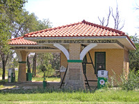 Alanreed, TX - Super Service Station