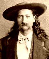 Bill Hickok, lawman and gunfighter