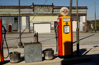 Galena, KS - Gas Pumps