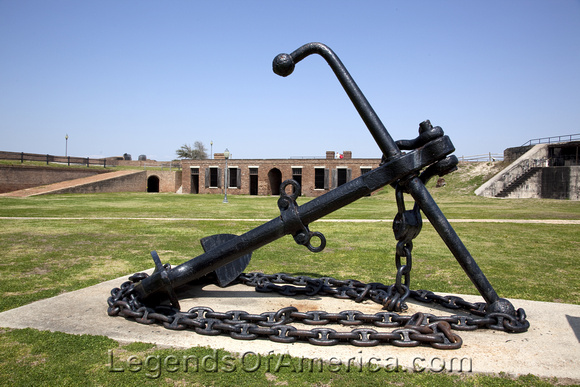 Fort Gaines, AL - Anchor