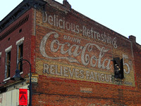 Guthrie, KY Coca Cola Mural
