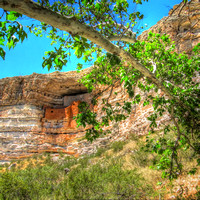 Camp Verde, AZ - Montezuma Castle National Monument
