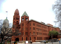 San Antonio, TX - Bexar County Courthouse
