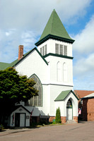 Calumet, MI - Church Turned Art Center