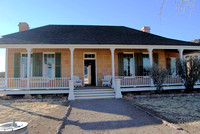 Fort Davis, TX - Commanding Officers Quarters
