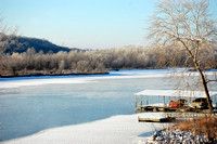 Lake of the Ozarks - Frozen