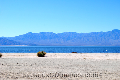 Salton Sea, CA - State Recreation Area