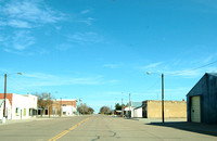 Grainfield, KS - Main Street