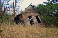 Fallis, OK - Abandoned House