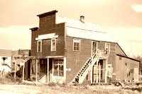 Funkley, MN - Old General Store, 1937