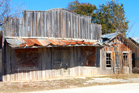 Brackettville, TX - Building